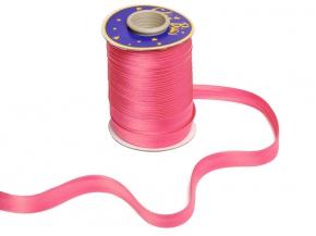 Косая бейка Ajur HY 035/1,5см (100м) яр.розовый