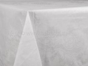 """07с36 ЯК Скатерть 140*220 """"Подарочная"""" цв.белый"""