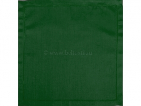 """01с-44ЯК  Комплект салфеток из 6 шт 45*45  """"Атласные"""" цв. зеленый"""