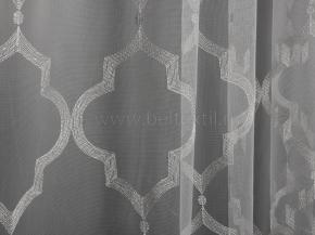 2.80м  B57 241052 Органза-вышивка (GRI)