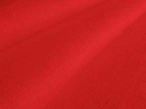 Ткань бельевая 05с-38 ЯК п/лен гладкокрашеный красный, ширина 150см