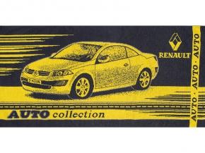 6с102.412ж1 Renault Полотенце махровое 104х175см