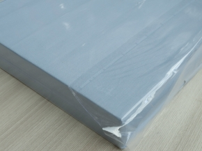 "4252-БЧ комплект евро сатин ""Гладь"" рис. 16-4010 голубой"