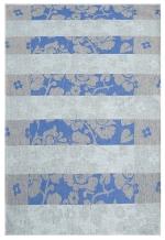 10С828-ШР 45*70 Полотенце цв. синий  Дуняша