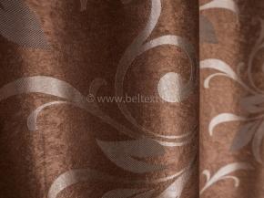 Ткань блэкаут HY 9535 WZGA-08/280 PJac BL, ширина 280см