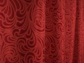Жаккард Respect LD 140-84/150 PJac красный ширина 150см