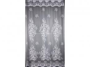 2.10м Е14Н/210 15С6536-Г50 полотно гардинное белый (купон)