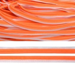Кант световозвращающий 3мм (коэф.св.270 кд/лк.м2) оранжевый (рул.100м)