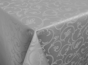 1809Б-01 Скатерть 2233/010301 180*150 цв. серый
