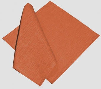 7с46-ШР/Б 45*45 цвет 200 оранжевый  Салфетка