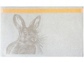 """20с164-ШР  44*70 Полотенце """"Кролики-1"""" цв. 1 рис. 788"""