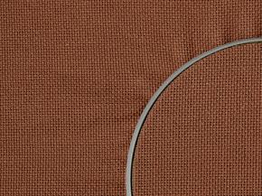 Арт.8-13 Канва крашеная, коричневый*893, ш.150см (14 каунт)