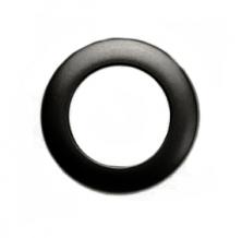 Люверсы AL 24, черный d-35мм (уп.10шт)