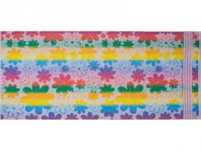 6с102.411ж1 Цветы полевые Полотенце махровое 67х150см