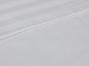 """19с334-ШР  Наволочка верхняя """"Полоса"""" 50*70 цв белый"""