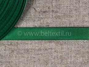 090004017 Лента репсовая шир.10 мм, зеленый (уп.25ярдов/22,86м)