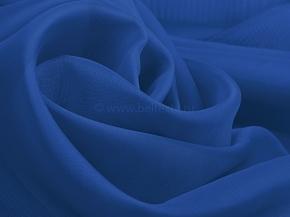 Вуаль однотонная без утяжелителя C08 HURREM цв. 2025 синий, 300см
