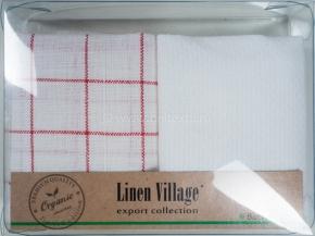"""Комплект полотенец  2-шт 35*50 """"Linen Village"""""""