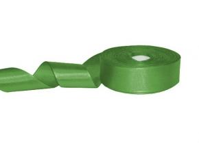 1С88У-Г50 ЛЕНТА АТЛАСНАЯ зеленый*009, 17мм (рул.25м)
