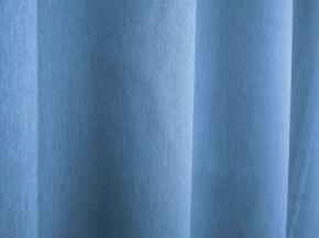 Ткань блэкаут Carmen ZG 110-01/280 BL L голубой, ширина 280см