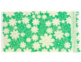 """4с83.121 """"Цветы полевые"""" Полотенце махровое 50х90 см"""