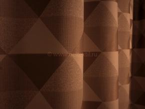 Жаккард Lila LL Zeli62-02-2463H/280 PJakL горький шоколад, ширина 280см