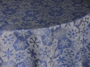 18С272-ШР+К 79/327 Ткань скатертная, ширина 160см, лен-72% хлопок-28%