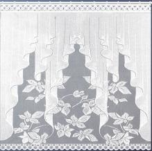 04С1999-Г50 ЗАНАВЕСКА ДЛЯ КУХНИ белый 1.60*1.70м