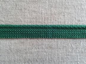 9С741-Г50 ЛЕНТА ОТДЕЛОЧНАЯ 12мм/кант 3мм, зеленый (рул.25м)