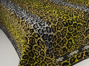 6с101.412ж1 Леопард Простыня махровая 208х200см