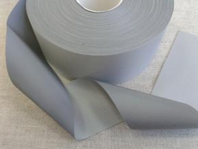1002/50мм Лента СВ (Р/Е 200) серебро (рул.100м)