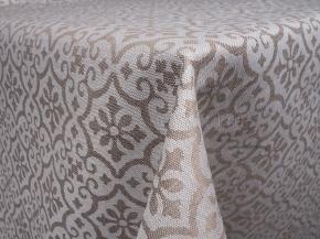 18С243-ШР 2/276 Ткань скатертная, ширина 160см, лен-58% хлопок-42%