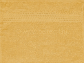 Полотенце махровое Amore Mio AST Classic 100*150 цвет желтый