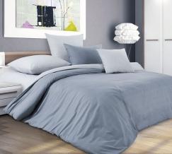 3250П КПБ 2-х спальный с европростыней Горный ветер