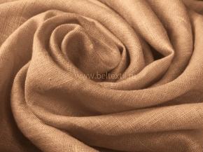 Ткань одежная гладкокрашеная умягченная 186071 МА цвет Медное сияние 1489, 150см
