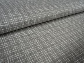 Ткань сорочечная 1654ЯК п/лен пестротканый рис. 6/1 10,7 сорт 1, ширина 150см