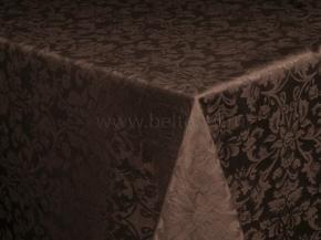 03С5-КВгл+ГОМ т.р. 1472 цвет 091001 горький шоколад, ширина 155 см