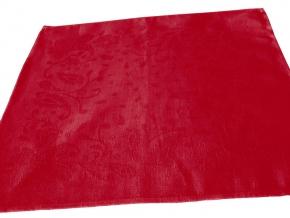 """10С210-ШР Салфетка """"Катюша"""" 49*49см цвет красный"""