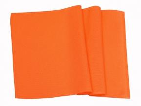 Полотенце вафельное 45*60 цвет оранжевый