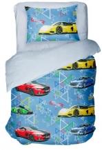 2380-БЧ 1.5 спальный компл. Racing рис 5584-01