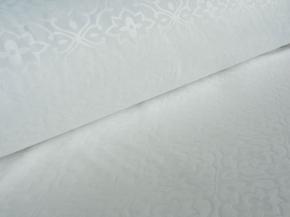 Ткань отбеленная п/э 100% микрофибра Арабеско тиснение рис. 0067, ширина 220см