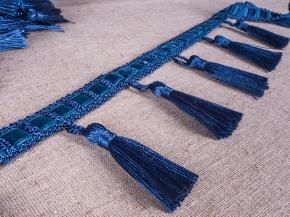 Бахрома Ajur LI BC-10 (25m) синий