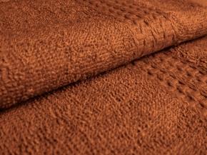 Полотенце махровое Amore Mio GX Classic 50*90 цв. коричневый теплый