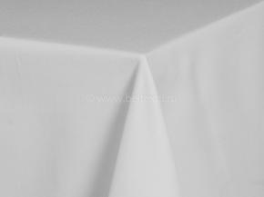 Ткань скатертная  атласная арт 0672403/003-1  жаккард цвет опт.белый (пл. 220,  шир.180см.)