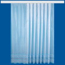 1.00м 2С6-Г10 ЦВН рис.1064 голубая нить гардинное полотно