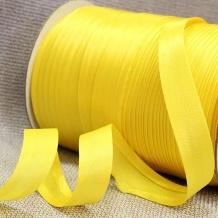Косая бейка Ajur HY 012/1,5см (100м) яр.желтый