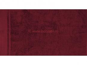 Полотенце махровое Amore Mio AST Vafl 70*140 цвет бордовый