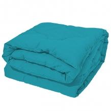 Одеяло Wow 170*205 миткаль 86301-8 морская волна