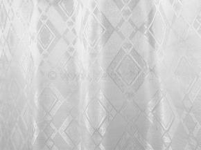 Жаккард T ZG L207-31/148 белый, 148см