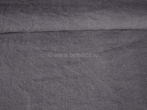 18с305-ШР  Наволочка верхняя 70*70 цв 820 темно-серый